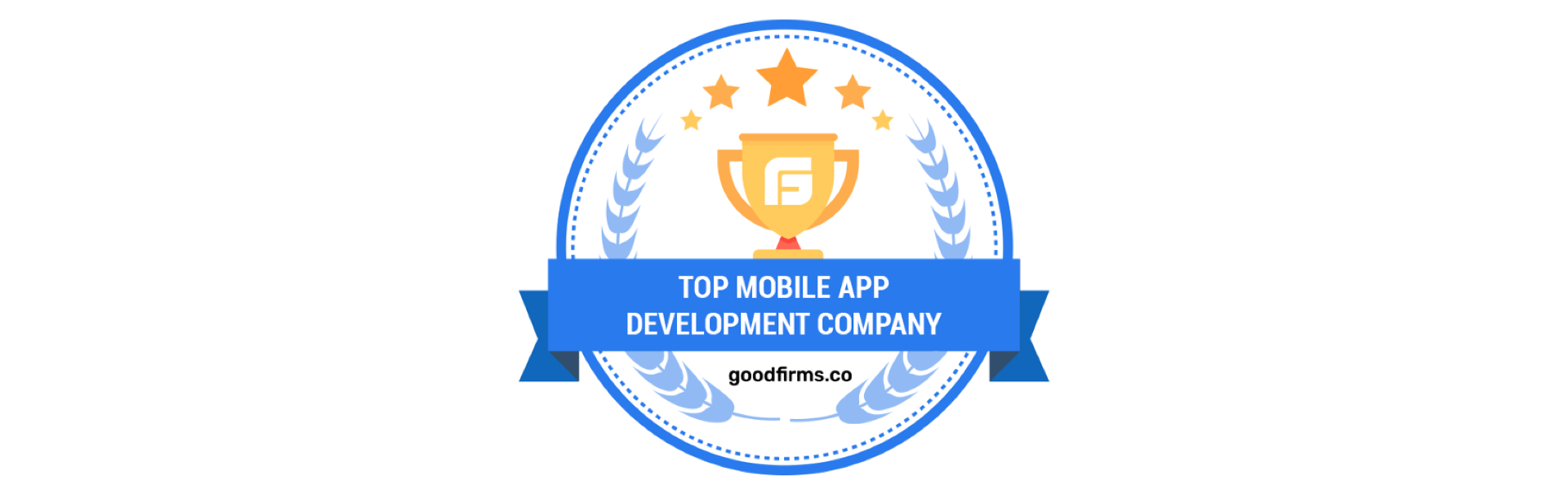 top app mobile app development by goodfirms