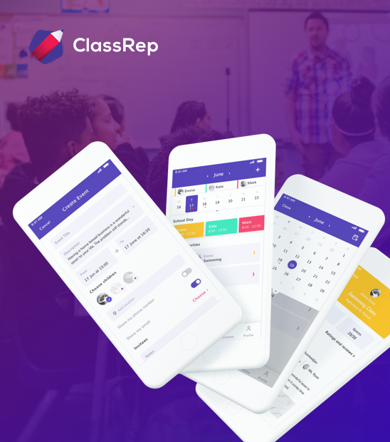 classrep project preview